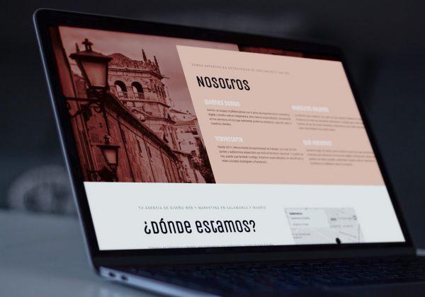 Diseño web Salamanca 1